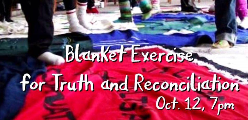 blanket-exercise